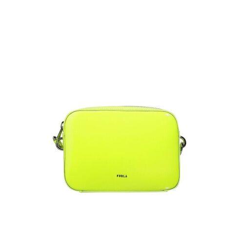 FURLA Ledertasche - Minibag gelb