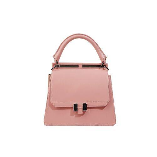 MAISON HEROINE Ledertasche Marlene Tablet Mini rosa
