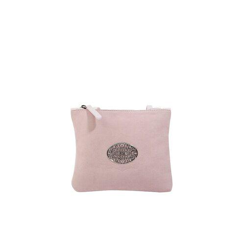 OWA Trachten-Umhängetasche rosa