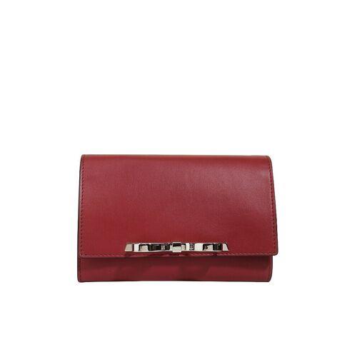 REDV Ledertasche - Mini Bag rot