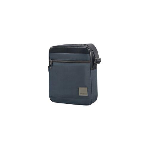 Samsonite Hip-Square Crossover Bag M blau