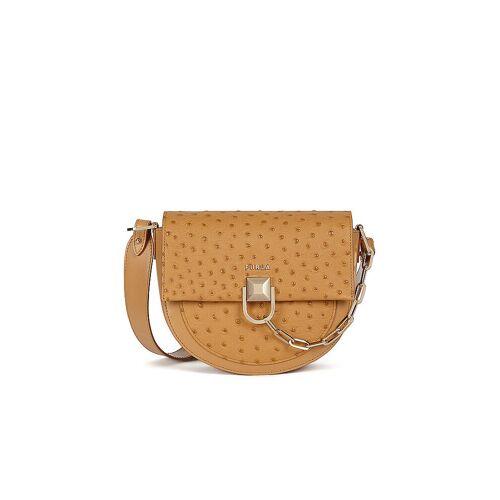 FURLA Ledertasche - Mini Bag Miss Mimi Camel   Damen   WB00184.A.0306
