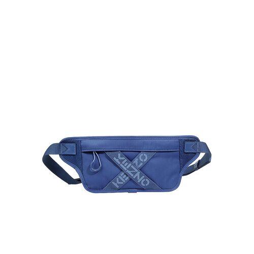 Kenzo Tasche - Gürteltasche blau   Herren   FB55SA225F21
