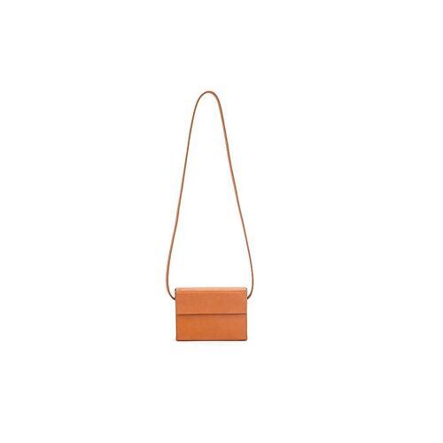 ZAMT Ledertasche - Minibag Augustine braun   Damen   AUGUSTINE SMALL
