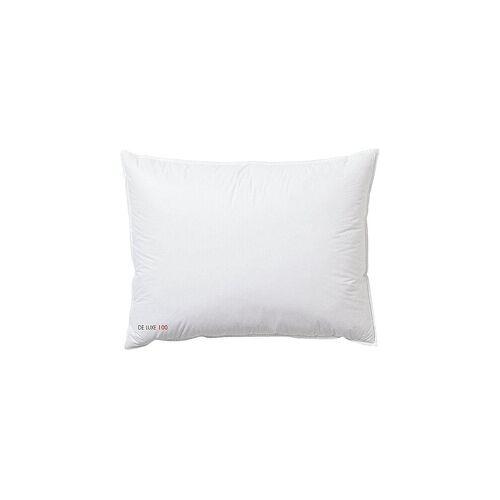 KAUFFMANN Kissen De Luxe 100 60x80cm (550g Extra weich) weiß