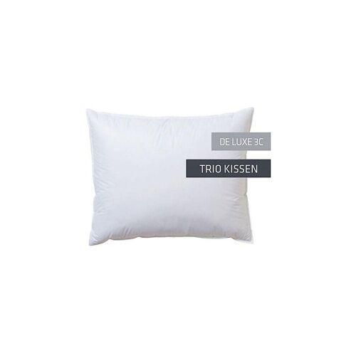 KAUFFMANN Trio-Kissen De Luxe 3C 70x90cm (900g/2x100g) weiß