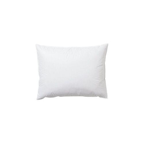 KAUFFMANN Kissen 40x40cm (250g mittel) weiß