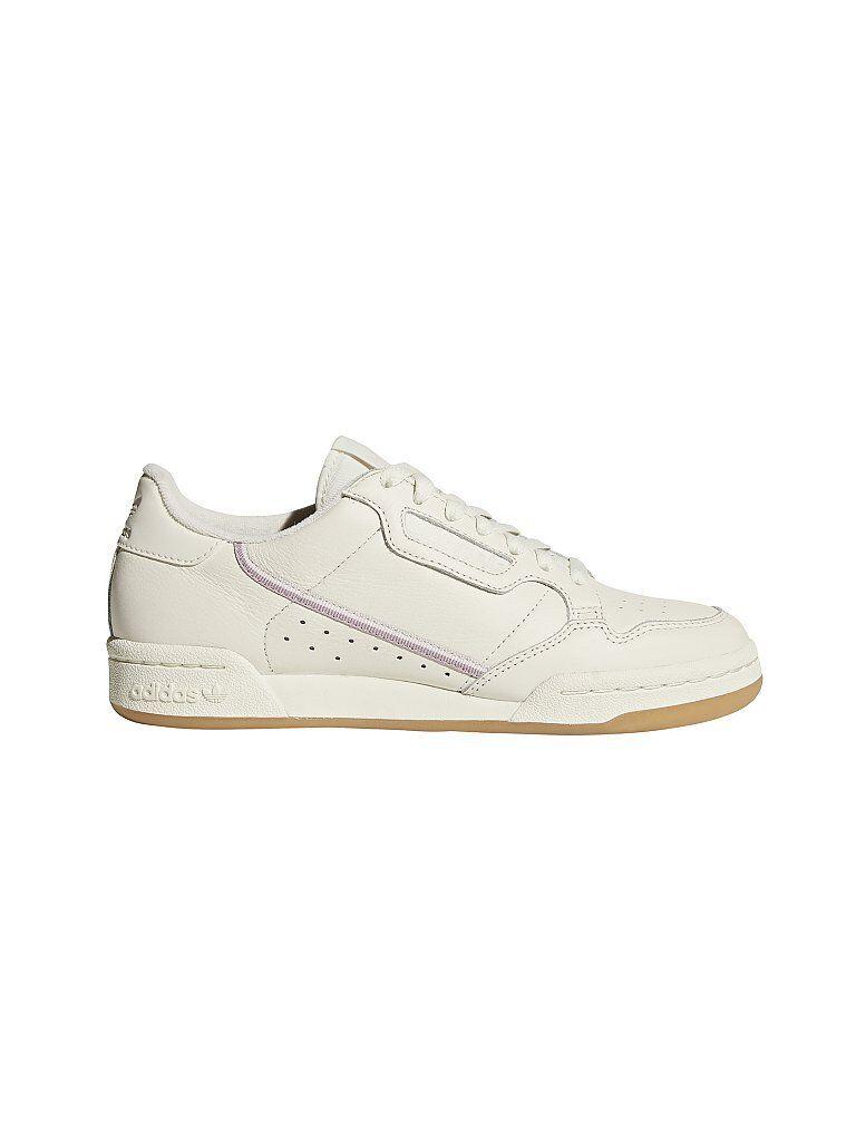 Adidas Sneaker Continental 80 weiß   40