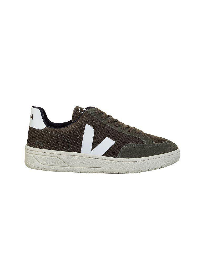 VEJA Sneaker V12 grün 40