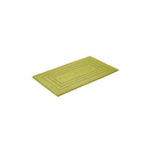 "VOSSEN Badeteppich ""Feeling"" 60x100cm (Avocado) grün   110055"
