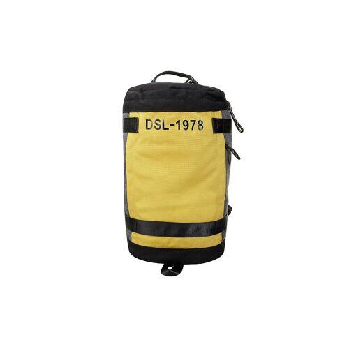 Diesel Rucksack gelb