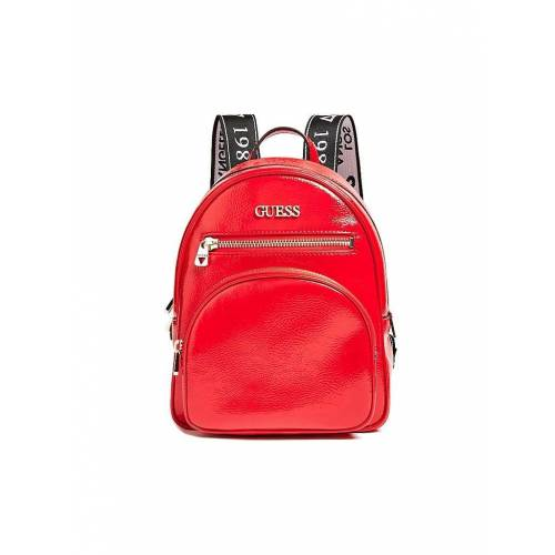 Guess Rucksack New Vibe S rot