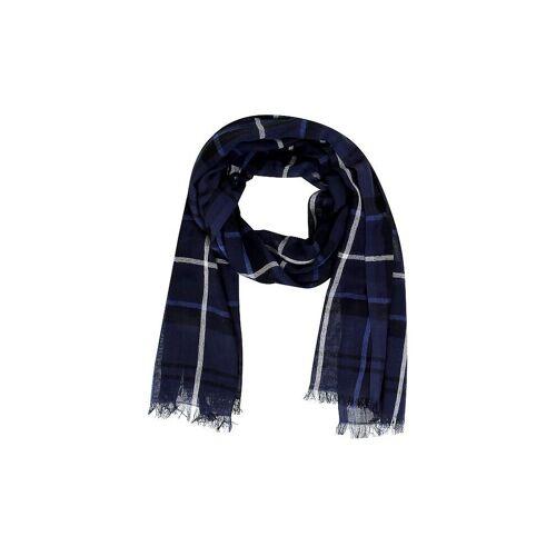 BARBOUR Schal blau