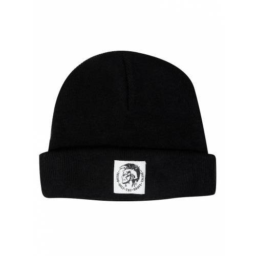 Diesel Mütze - Haube schwarz