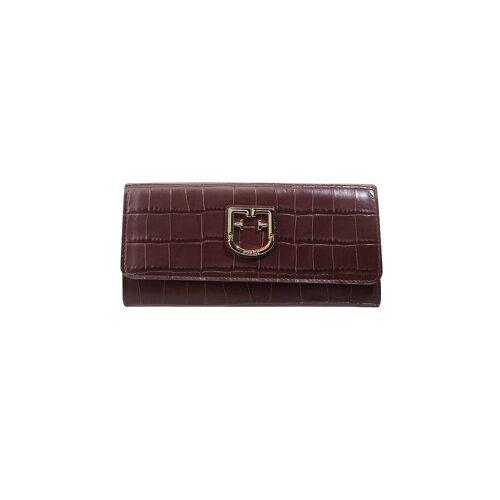 FURLA Geldbörse Belvedere XL rot