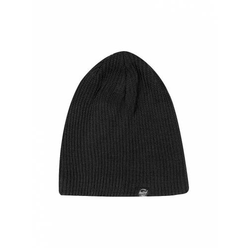 HERSCHEL Mütze - Haube  schwarz