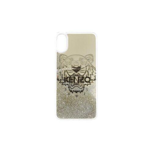 Kenzo Hardcase - IPhone X gold