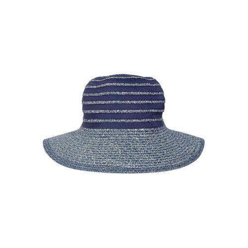 KUEBL Strohhut blau