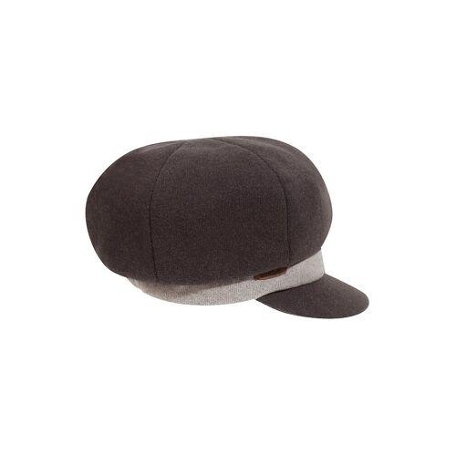 KUEBL Mütze - Schirmkappe braun