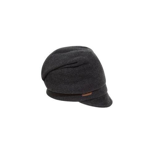 KUEBL Mütze - Schildkappe grau
