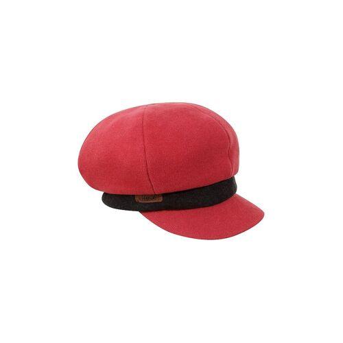 KUEBL Mütze - Schirmkappe rot