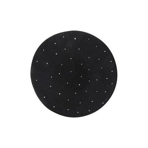 LIU JO Mütze - Baskenmütze schwarz