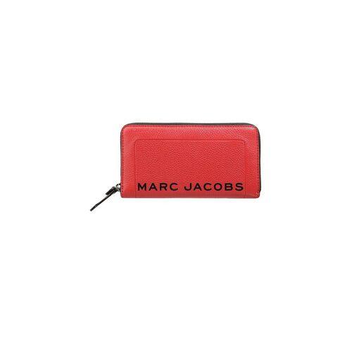 Marc JACOBS Ledergeldbörse rot