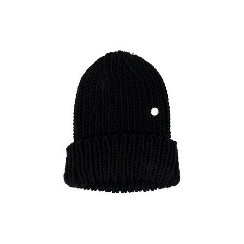 MUETZENMAFIA Mütze - Strick Beanie schwarz