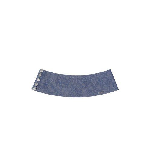 ROCKMACHERIN Schärpe blau   L
