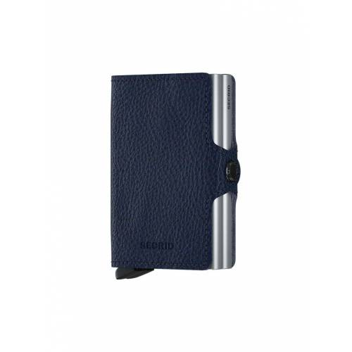 SECRID Geldbörse - Twin Wallet  blau