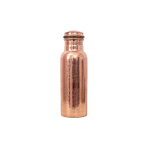 FORREST & LOVE Kupfer Trinkflasche 600ml kupfer   D6