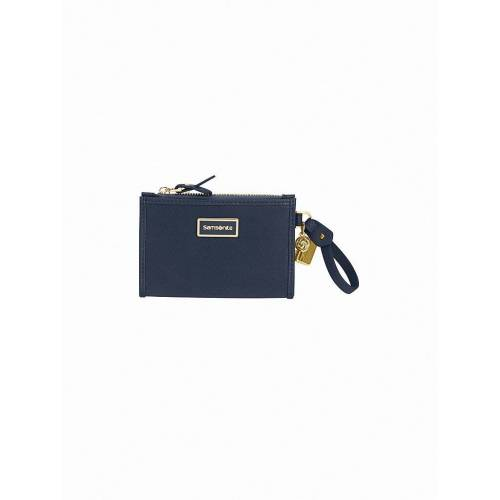Samsonite Geldbörse Karissa 2.0 SLG blau   131064