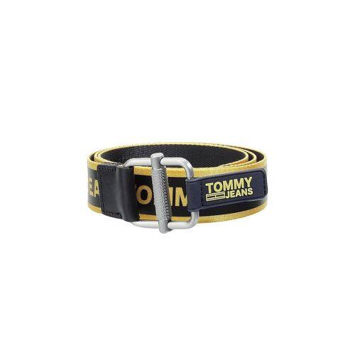 TOMMY JEANS Gürtel gelb   Herren   Größe: 95   AM0AM06222
