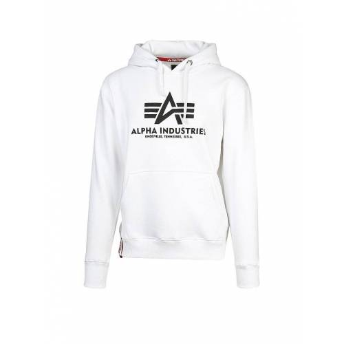 Alpha INDUSTRIES Sweater weiß   S