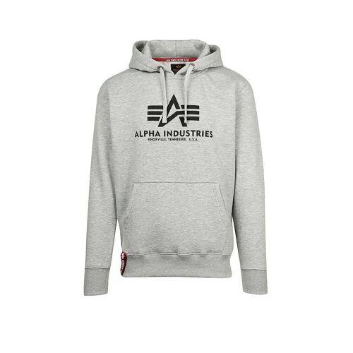 Alpha INDUSTRIES Sweater grau   M