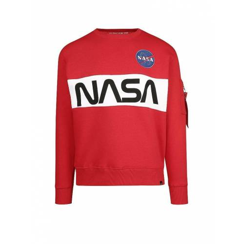 Alpha INDUSTRIES Sweater rot   M