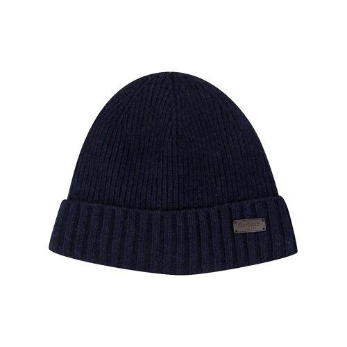 BARBOUR Mütze - Beanie  blau