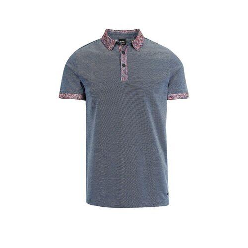 Boss CASUAL Poloshirt Punch blau   L
