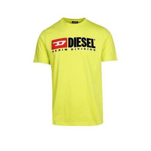 Diesel T-Shirt gelb   S