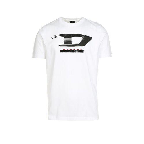 Diesel T-Shirt weiß   XL
