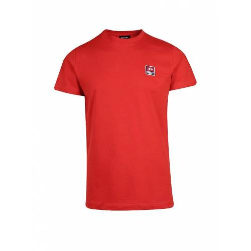 Diesel T-Shirt rot   S