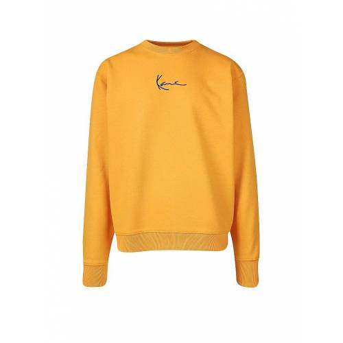 KARL KANI Sweater orange   L