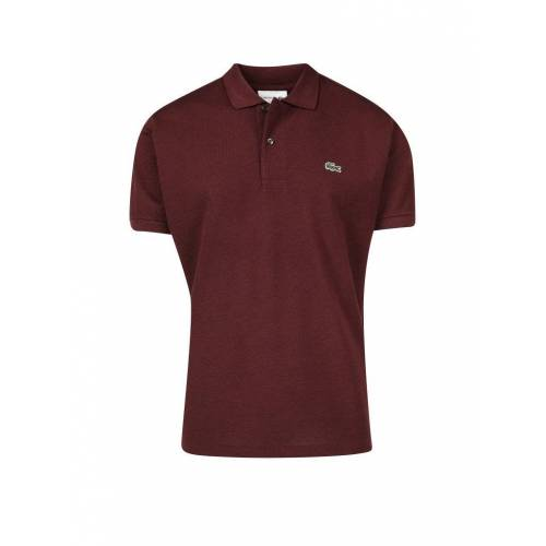 LACOSTE Poloshirt rot   M