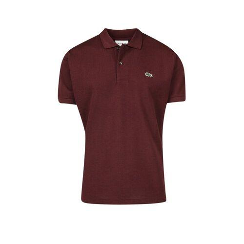 LACOSTE Poloshirt rot   4XL
