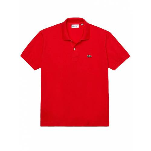 LACOSTE Poloshirt rot   L
