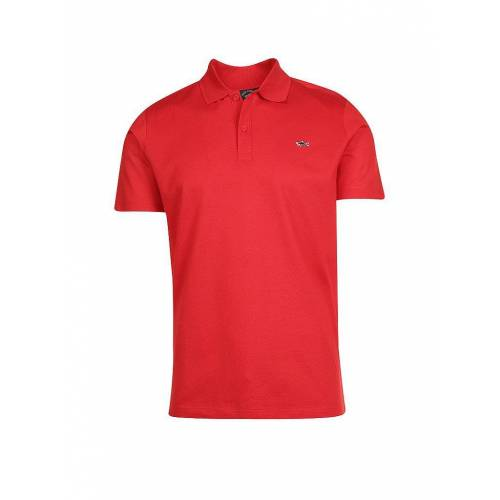 PAUL & SHARK Poloshirt rot   S