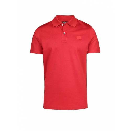 PAUL & SHARK Poloshirt  rot   L