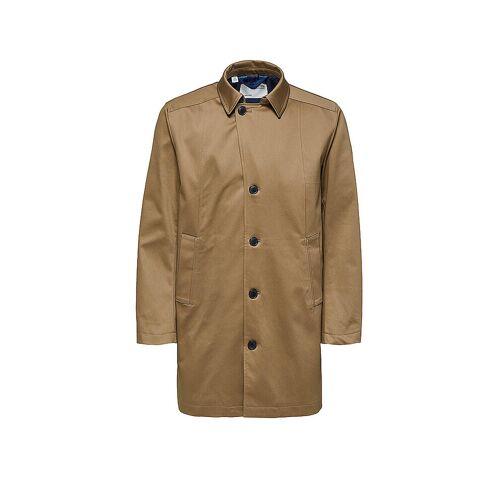 SELECTED Trenchcoat  beige   XXL