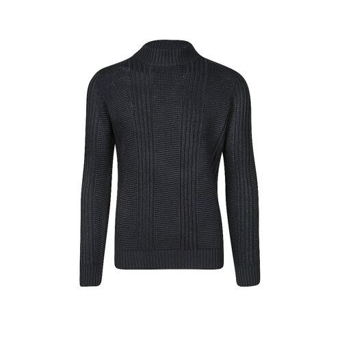 SSEINSE Pullover Lupetto blau   L