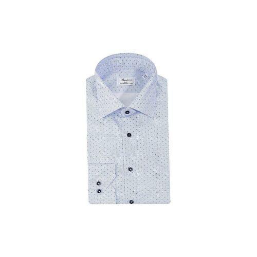 STENSTRÖMS Hemd Slim-Fit blau   42